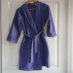 Girls Fleece Robe